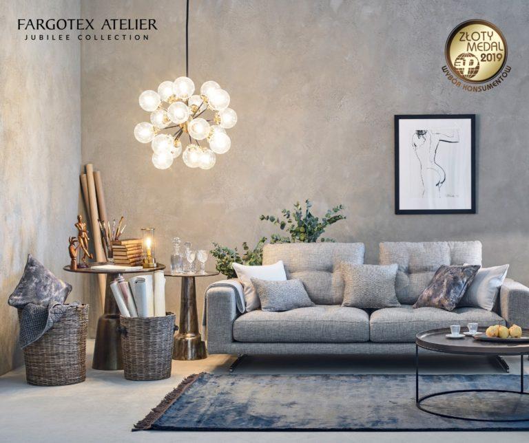 Podwójny Złoty Medal dla kolekcji Fargotex Atelier – Jubilee Collection