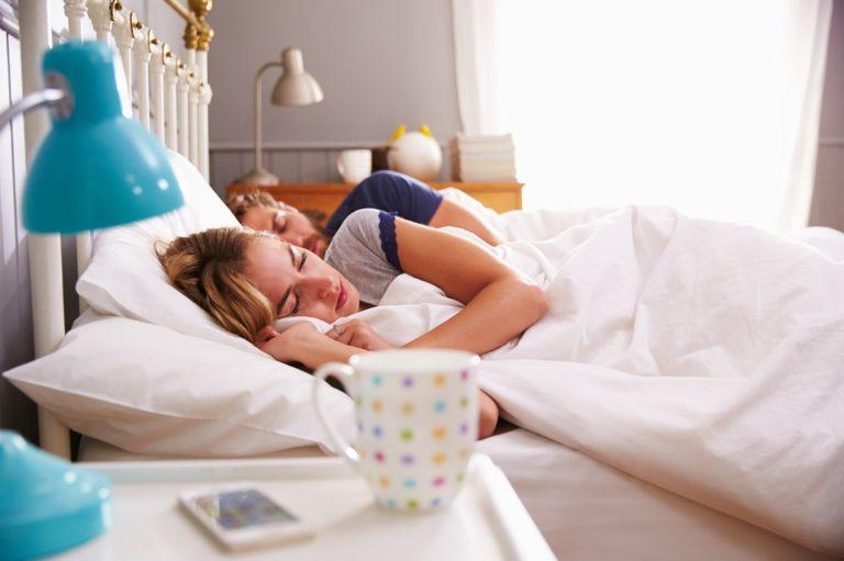 Wpływ snu na odporność